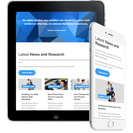 chiropractor-website-design-example-premier-practice-1
