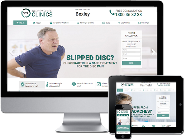 chiropractor-website-design-example-premier-practice